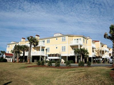 Photo for Sea Ya There: 3 BR / 2 BA condo in Oak Island, Sleeps 8