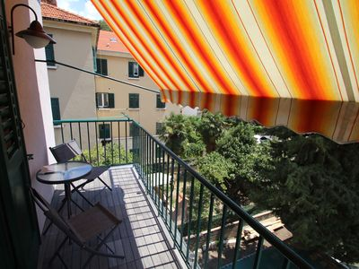 Photo for Nice and cozy appartment with a balcony in the centre of Split.