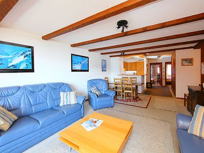 Photo for Apartment Mondzeu B244 in Verbier - 4 persons, 2 bedrooms