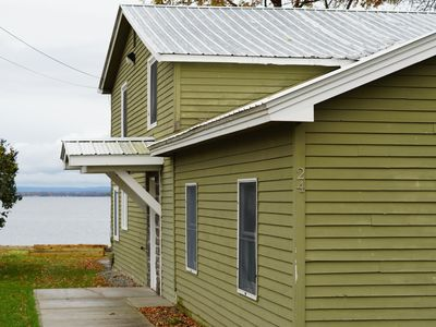 Photo for Newly Renovated Waterfront House on Lake Champlain - Beautiful Views - 4 BR!