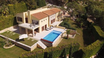 Photo for Villa Amber by Cap Vermell Estate | Luxury villa with private pool Golf Playa
