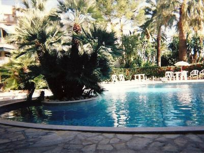 Photo for 3-room apartment in Cannes with swimming pools & beach 2 minutes walk