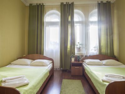 Photo for Room with balcony and view on Nevsky Prospect