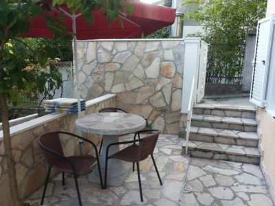 Studio appartment in the centre of Igalo