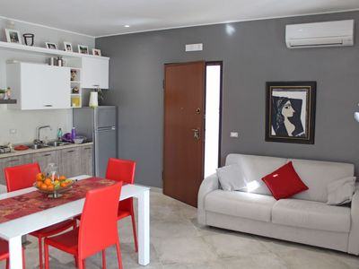 Photo for Apartment La Darsena in Otranto - 4 persons, 1 bedrooms