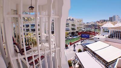 Photo for ☆☆☆ Benalmadena Puerto Marina Apartment - Excellent location ☆☆☆
