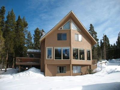 Photo for 5 BR/4 BA Home in Trees - Walk to Historic Breckenridge