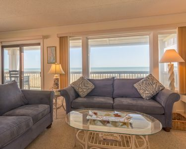Photo for Sand N Sea | Nags Head | Diamond Shoals Condos | Oceanfront | Sleeps 8