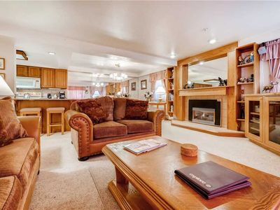 Photo for Nice Slopeside Condo for Summer Vacation, Pool/Hot Tubs & Fitness Center