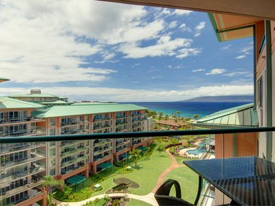 Photo for Elegantly-appointed condo in oceanfront resort w/ocean views, pools & hot tubs!