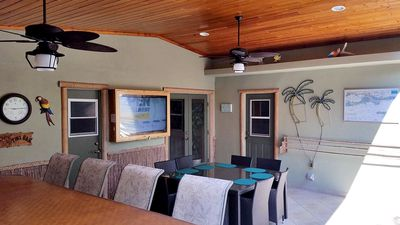 "Lido Breeze - 55"" Television On Lanai"