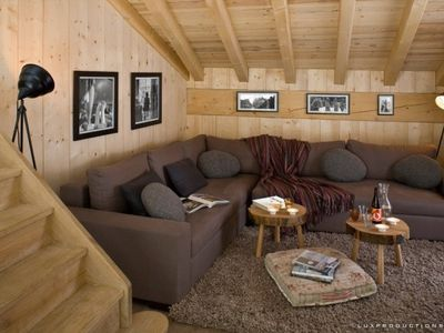 Photo for Magnificent luxurious chalet for 12 persons, ideally located to Meribel