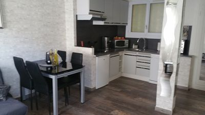 Photo for beautiful 3 rooms 2 minutes from beaches