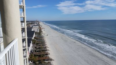 Photo for Beautiful Oceanfront Condo in One Ocean Place Garden City, SC Recently Renovated