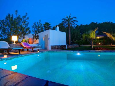 Photo for 1BR Villa Vacation Rental in Santa Eulalia del Río, Ibiza