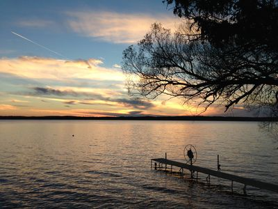 Photo for Torch Lake Lake Front Cottage and Guest House ~ Exceptional Lake Vacation!