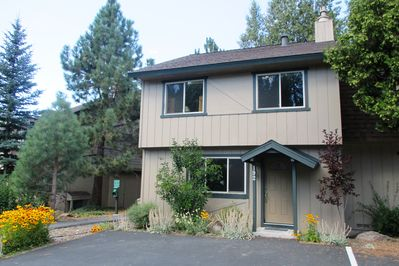 Lake Forest Glen #192 Front View Tahoe City Vacation Rental