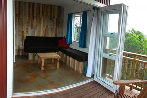 Photo for Luxury off-grid, Eco Farmstay, a stones throw from East London