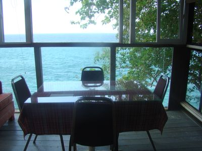 Photo for Sea Water Villa , Villa Sake, offers a cosy getaway for family or small group