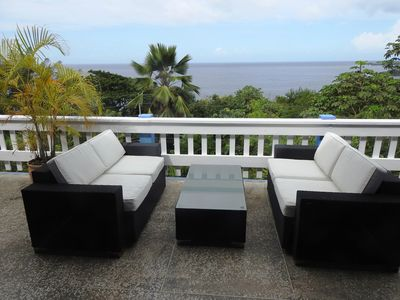Pull up a chair and lounge in the midday sun or delight in the most sublime of sunsets without even leaving the roost