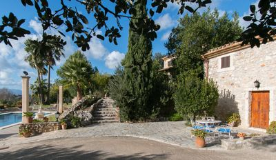 Photo for Rustic country house in Majorcan style
