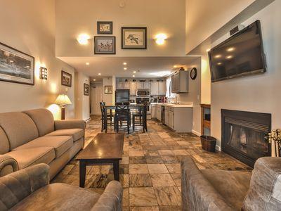 Photo for Awesome Condo in Park City with just less than 130 steps from Ski!!