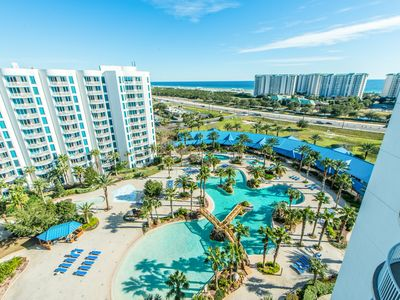 Photo for Serendipity-Palms 21211 Jr. 2BR/2BA☀Book 4th of July!☀Lagoon Pool-GulfView