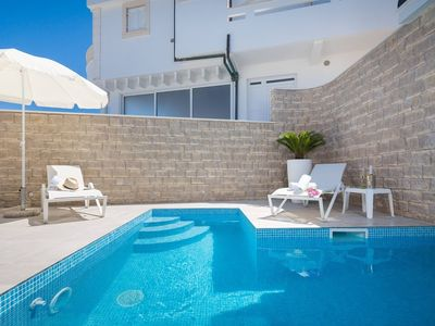 Photo for House 1.5 km from the center of Sevid with Internet, Pool, Air conditioning, Parking (740067)