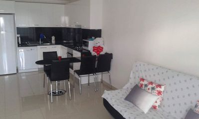 Photo for 1BR Apartment Vacation Rental in Alanya, Alanya