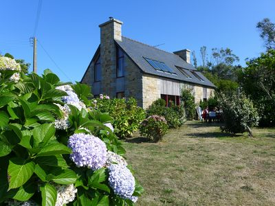 Photo for Typical and beautiful waterfront property in French Brittany