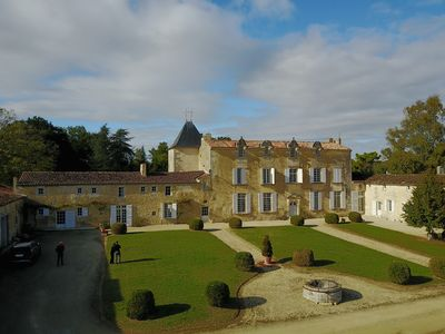 Photo for 8BR Chateau / Country House Vacation Rental in Pessines, Nouvelle-Aquitaine