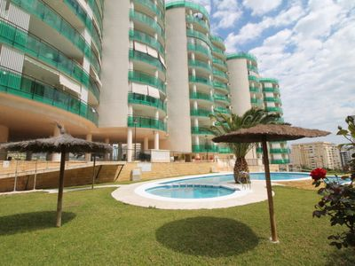 Photo for Apartment Vila Park in Benidorm - 3 persons, 1 bedrooms