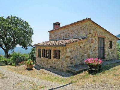 Photo for Vacation home Podere Rachele (MTI133) in Montieri - 5 persons, 2 bedrooms