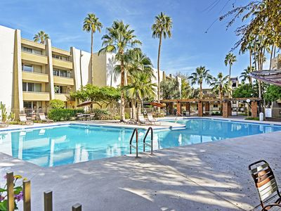 Photo for Renovated Scottsdale Condo w/ 2 Master Suites