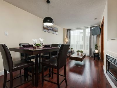 Photo for FREE INDOOR PARKING FURNISHED COZY SUITES Old MTL