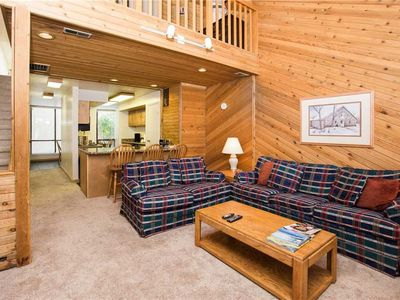 Photo for Park Avenue 292 (2BR Plus Loft Silver): 2 BR / 2.5 BA  in Park City, Sleeps 8