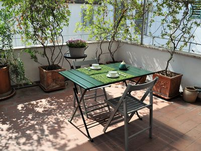 Delightful apartment with terrace in the heart of Florence - WiFi
