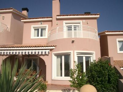 Photo for Lovely villa, stunning mountain & sea views, near Javea & Denia.