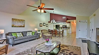 Photo for 3 Bedroom Spacious Condo, 8 miles from Disney!