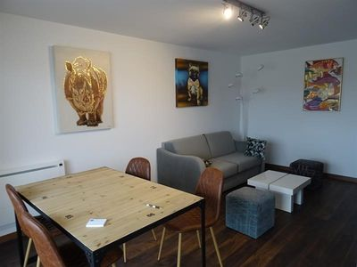 Photo for 1BR Apartment Vacation Rental in Les Sables-d'Olonne