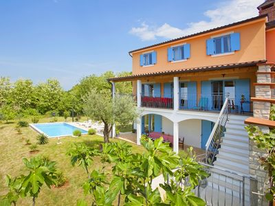 Photo for Holiday home Bruno, (15162), Mugeba, Porec riviera, Croatia