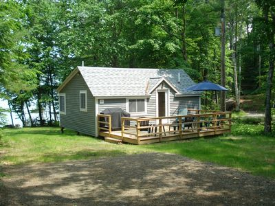 Photo for 1BR Cottage Vacation Rental in Jefferson, Maine