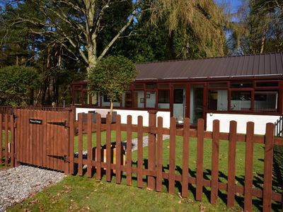 Photo for Warren Cottage holiday home in Aylsham 2 bed, hot tub, games room dog friendly