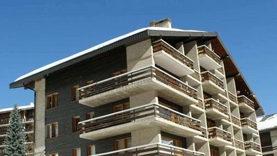 Photo for Gentian Grimentz 2-6 to (8) people.  Comfortable at the slopes.
