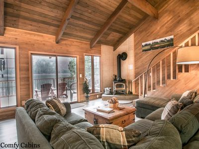 Photo for April and May Specials going on now! Fish Lake, Dock, Fido Welcome, WiFi