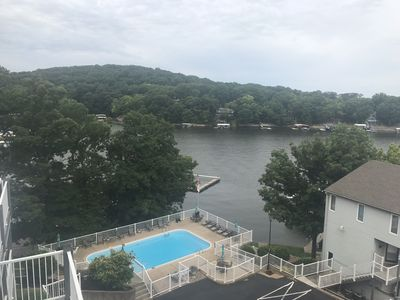 Photo for Spacious waterfront townhouse 3bd 3.5 bath in popular horseshoe bend location