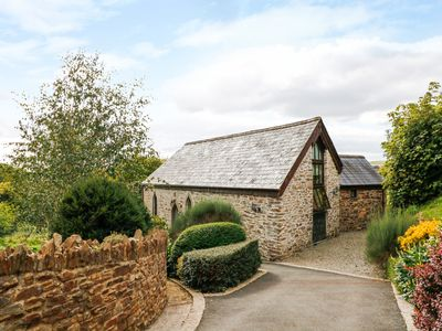 Photo for FROGWELL CHAPEL, pet friendly in Callington, Ref 989219