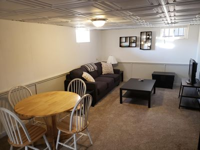 Photo for Private Apartment Sleeps 8 in the Heart of Denver
