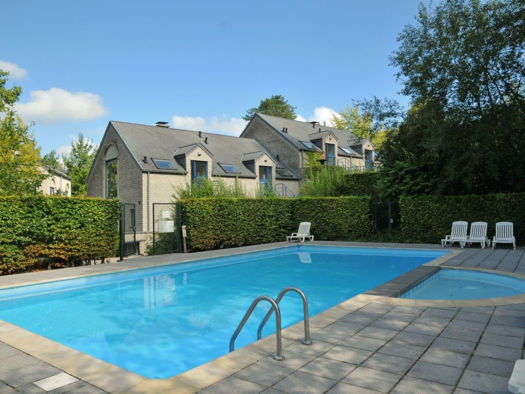 Apartment 497 M From The Center Of Durbuy With Internet, Pool, Parking,  Garden (758533). Durbuy Apartment Rental