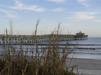 Photo for **Check out this great 6BR right across from the Beach & the Cherry Grove Pier! FISHING PARADISE!